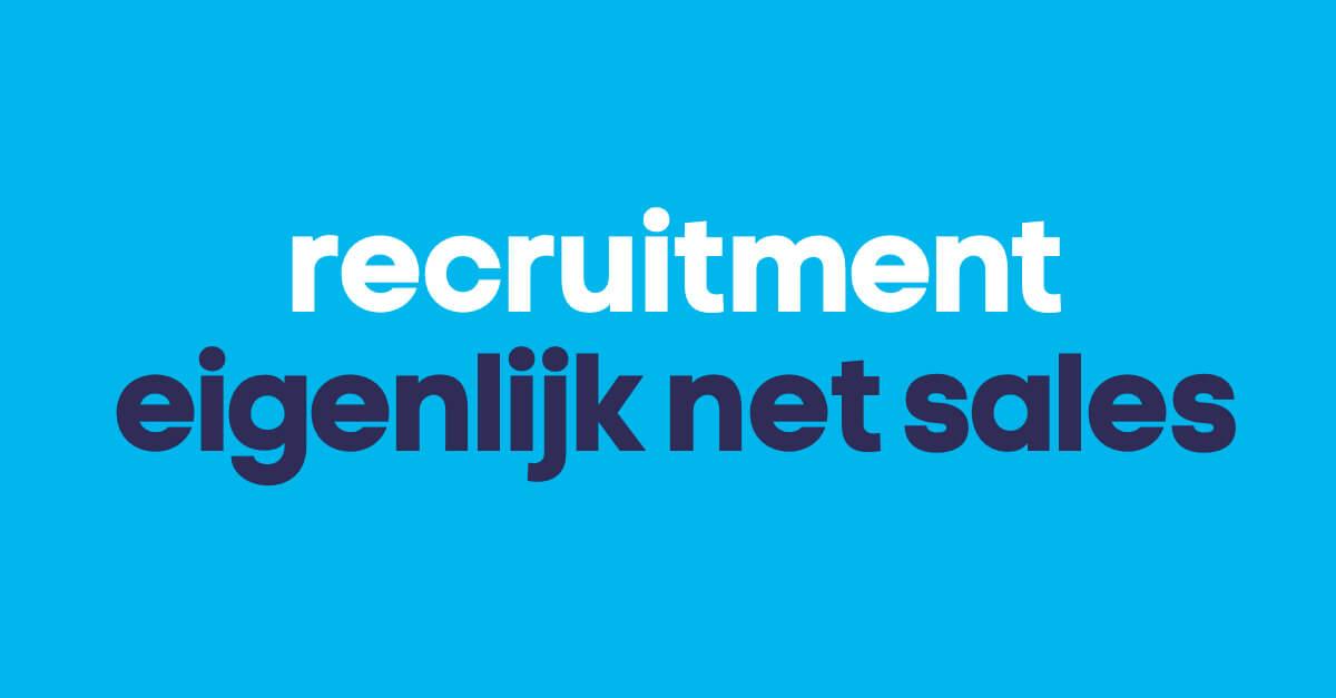 DeSelectie_SocialPost_RecruitmentNetSales