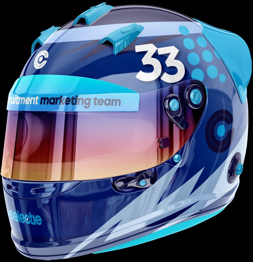 DeSelectie-F1-helm